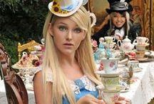 Alice in Wonderland shoot! / ideas ideas ideas for the ALICE IN WONDERLAND photoshoot for this year :)) how fun!