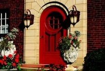 RED / Clothing; Doors; Decor - RED, RED, RED / by Julia Brink
