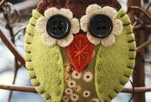 owls / by Amy Hirsch