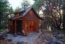Home, Wee Home  / Ideas for small homes from exterior architecture to interior design. / by Sandra Collier