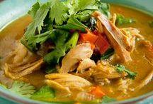 Soups:  Winter Warmups