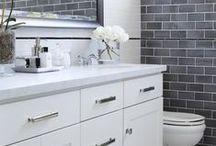 Bathroom Inspiration / by Stacy Ward - Delva B. Tree