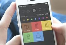 UI / UX / About UI and UX design. Interfaces, screens, concepts, user experience.