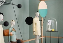 Shop Windows / We admire shop window designers, how can a brand impact and attract the pedestrian attention