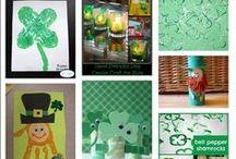 St. Patrick`s Day / by Stacy Ward - Delva B. Tree