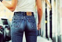 Jeans / by Lieke van Dijk
