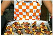Football Parties and Tailgates / Appetizers and food for tailgating and football parties