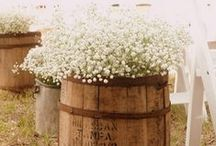 INSPIRED | Country / Vintage / Chic / Wedding Inspiration: Country / Vintage / Chic  A little love with a country yet ever so chic feel!