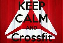 CrossFit / by Jennifer Davis