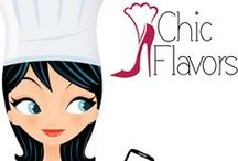 Chic Flavors / Life is made from every flavor we enjoy! Learn more bout cooking recipes with interesting learning experiences.