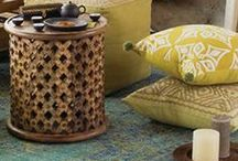 Burlap and Denim Home / Beautiful designer curated home furnishings and decor from BurlapAndDenimHome.com