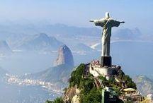 Rio de Janeiro / So many reasons to love Rio de Janeiro. Check out the full Fathom guide: bit.ly/11R2HJS