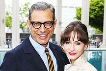 Jeff Goldblum / He's one of my most favorite actors & Emilie Livingston / by Christina Simms