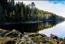 Kuopio / Founded in 1775, Kuopio is a thriving, modern city, where science and technology blends into the verdant natural beauty of the local environment. Surrounded by lake Kallavesi, much of Kuopio has been developed on islands.