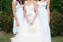 INSPIRED | MAIDS / Bridesmaids Inspiration <3 Gorgeous gowns to love   Divine bridesmaid gowns and ideas for the perfect girl squad