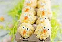 Easter / Easter recipes and crafts