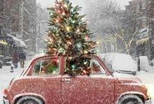 Christmas / by Rebecca Stevens