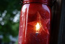 Just ideas for jars / by Heather Anderson