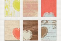 Printables / by Heather Anderson