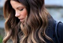 Hair ;)