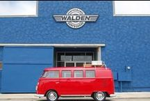 Walden Surfboards Ventura : Images from the surf shop