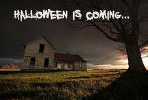 Samhain  / a.k.a. All Hallow's Eve / by Tracey Hardin