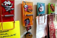 """I Craft, Therefore, I am / My """"To Do List"""" of Projects / by Tracey Hardin"""