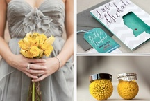 Yellow Wedding Inspiration / by Samantha Birch