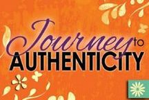 Journey To Authenticity Book / 365 Quotes For Life~ Inspiration for your own Journey to Authenticity~