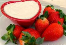 Delectable Dips / Yummy dips and spreads / by Kathy McNutt