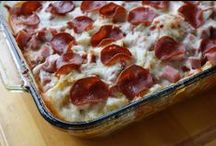 Creative Casseroles / Yummy casseroles to try for dinner for pot lucks! / by Kathy McNutt