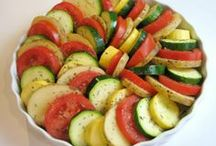 Very Yummy Veggies / Awesome veggie/side dishes to explore / by Kathy McNutt