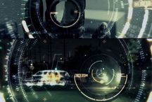 HUD Graphics & interfaces / Heads up displays & interfaces from movies