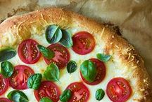 Pizza Pizazz / A variety of traditional and non-traditional recipes to enjoy! / by Kathy McNutt