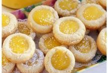 Cookie Cups / Cookie and brownie recipes in tassie pans  / by Kathy McNutt