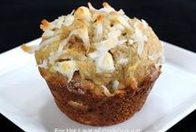 Marvelous Muffins / All kinds of muffins to delight your tummy! / by Kathy McNutt