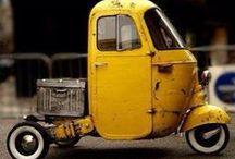 Piaggio Ape / Ape (ital. Biene, auch als Vespacar bezeichnet) ist ein Kleintransporter und ein dreirädiges Rollermobil des italienischen Herstellers Piaggio. Die Ape wurde seit 1947 in Italien und seit der Einführung der limitierten Auflagen 2007 in Indien hergestellt.