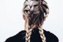 Hair. / #hair #hairstyle #haircolour #hairstyling