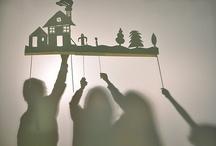 dollhouse / Puppenhaus / Puppenhaus und Bewohner / by Viktoria