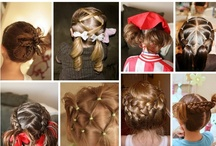 hairstyles / by Klaudia Urioste
