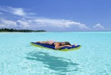 Dream Vacations / by Tami