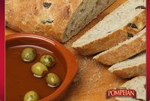 Olive Oil Appetizers / by Pompeian Inc