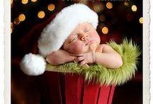 Fotografía Infantil / Fotos de bebés y niños