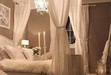 Bedroom idea things / by Jaye Thompson