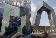 avant-garde architecture / by Viktoria