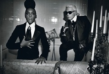 music + fashion is smashin'  / by Stevi Mahaffey
