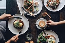 Recipes & Restaurants / Delicious ideas for breakfasts, lunches, and dinners.