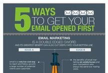 Market 6 - Email Marketing / #infographic #mail #marketing #email #emailing #webmail #campaign #emailmarketing