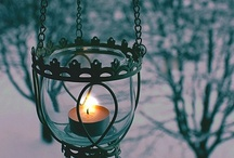 """Winter Solstice/ Yule /Christmas / """"Brew me a cup for a winter's night. For the wind howls loud and the furies fight; Spice it with love and stir it with care, And I'll toast our bright eyes, my sweetheart fair."""" -  Minna Thomas Antrim   / by Linda Jewell"""