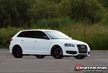 Unitronic Audi S3 Build / by Unitronic Chipped